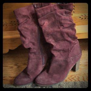 Steve Madden ladies slouch boot size 8.5